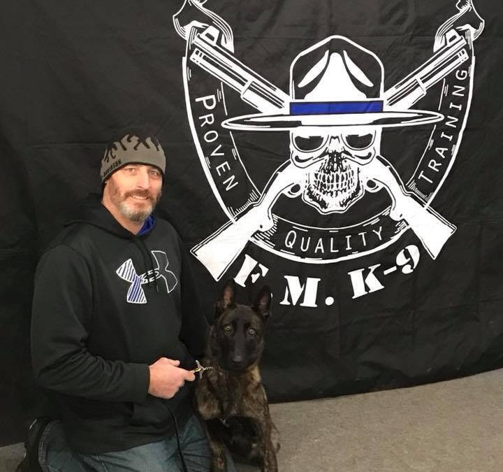 LPD Adds New K-9 Officer
