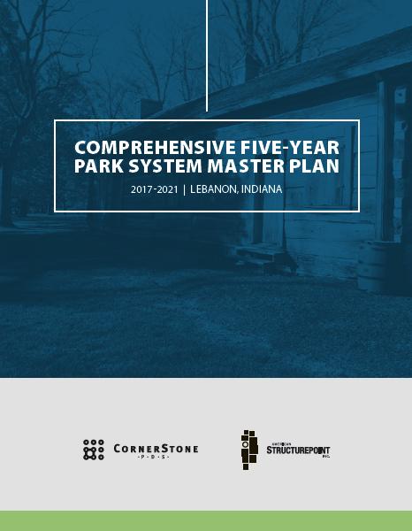 Comprehensive 5 Year Park System Master Plan