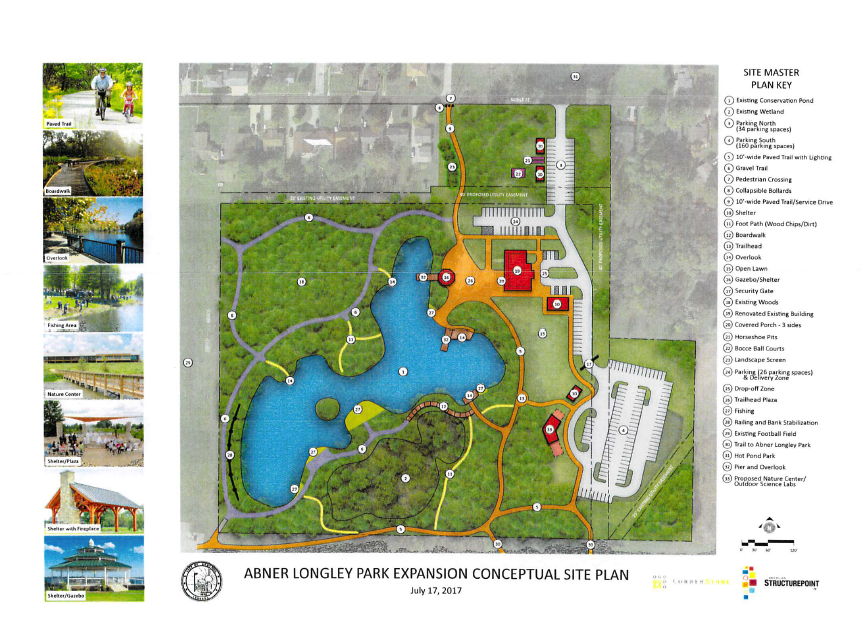 Abner Longley Park Expansion