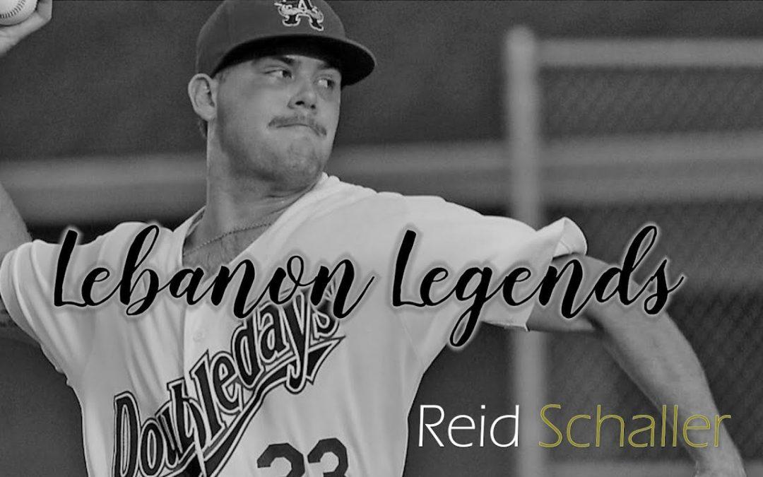 Lebanon Legend – Reid Schaller