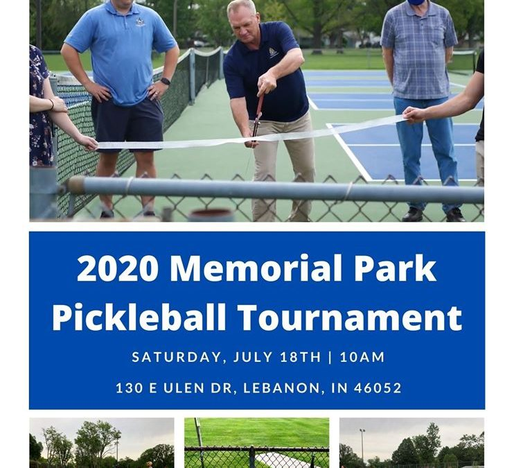 Parks Department to Host Pickleball Tournament