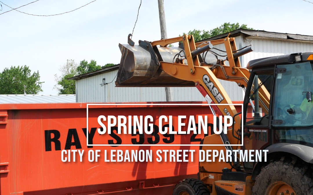 "Despite COVID-19 Delay, City Holds ""Spring"" Clean Up"