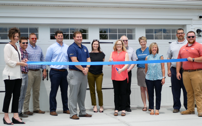 Ryan Homes Cuts Ribbon on Sunbrook Neighborhood