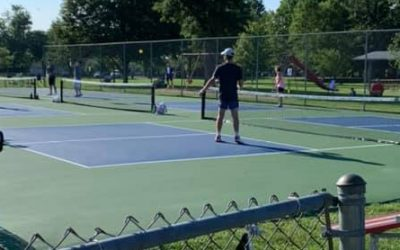 First City Outdoor Pickleball Tournament Dubbed a Win