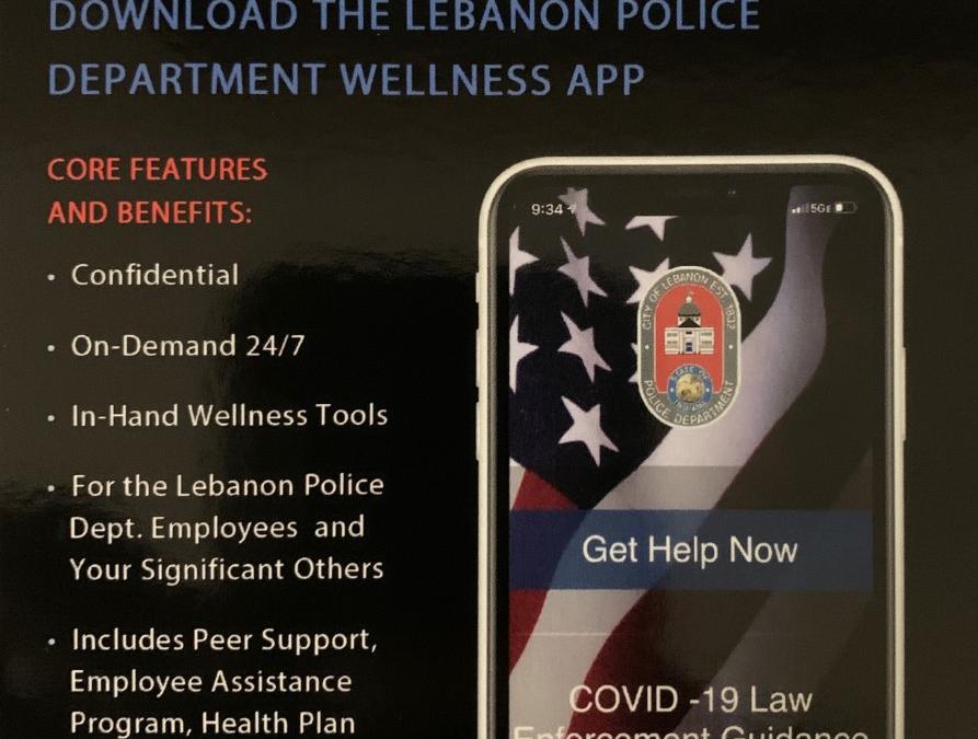 LPD Launches Officer Wellness Program