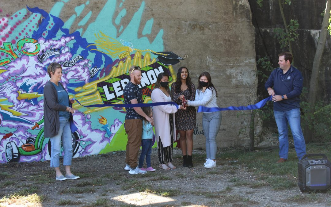 Youth Council Dedicates Mural