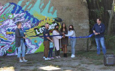 Youth Council Dedicates Mural