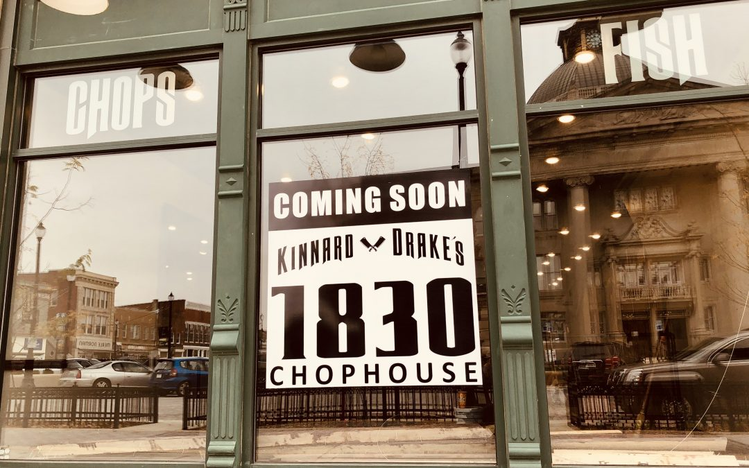 1830 Chophouse Moving Into Former 'Revel Room'
