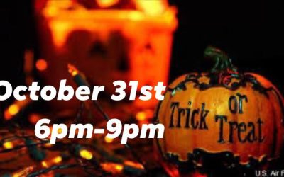 City of Lebanon Trick-or-Treat Hours