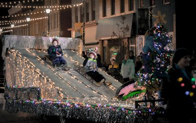 Parks Department Shares Christmas Parade Callout
