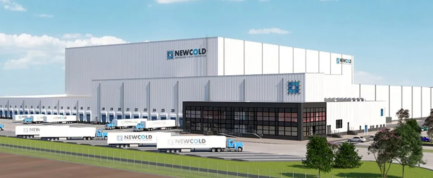 NewCold Chooses Lebanon, Adding More Than 200 Jobs, Investing $150M