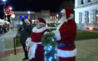 City Holds Virtual Christmas Celebration, Complete with Tree Lighting