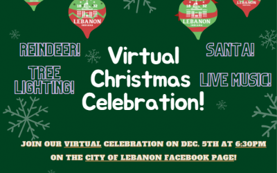 City Adding Virtual Christmas Celebration