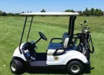 """Police Department Sharing Golf Cart """"Rules of the Road"""""""