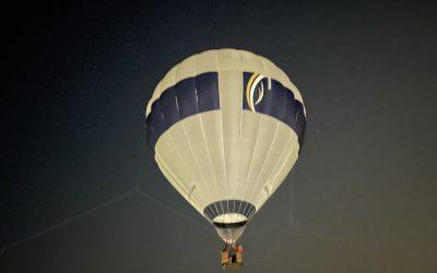 City Sponsors Balloon Rides at the 4-H Fair