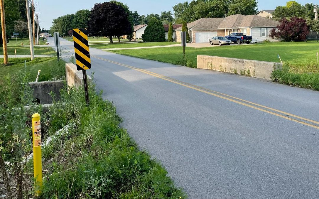 Witt Road Bridge to Receive Pedestrian Friendly Replacement